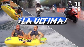 ÚLTIMA SALIDA EN MOTO DEL 2019!!! | JUCA
