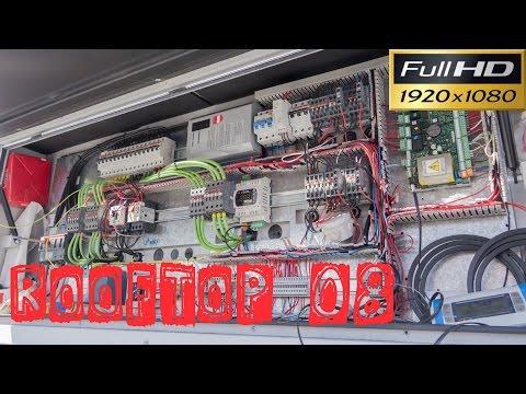 Rooftop08-Ce rooftop CIAT IPF 360 est en défaut-Découverte de la machine et dépannage-partie2/2