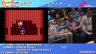 Summer Games Done Quick 2014 - Part 30 - Tails' Adventure