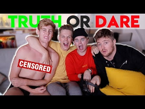 EXTREME TRUTH OR DARE ft. CASPAR LEE, JOSH PIETERS & MIKEY PEARCE