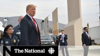 The future of Donald Trump's border wall