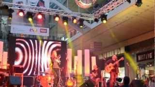 Zuzana Smatanová -Dvere live (aupark)