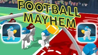 BALL MAYHEM GAMEPLAY FIRST TOUCHDOWNS (iOS | ANDROID)