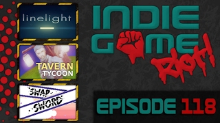 Linelight | Tavern Tycoon | Swap Sword (Indie Game Riot - Ep. 118)