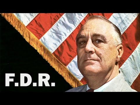 FDR: The President Who Made America into a Superpower | Biography Documentary | 1945