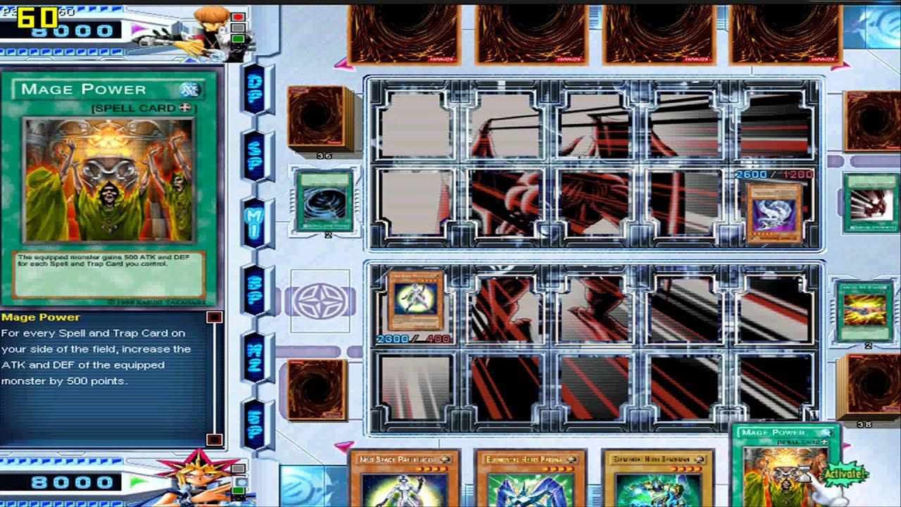 Naruto deck mod by adopagatroppoygo yu-gi-oh! Power of chaos.