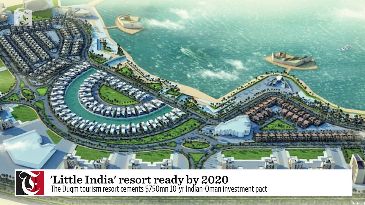 'Little India' resort ready by 2020