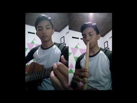 Cover Lagu Bali Goak Maling ( Gitar & Suling Bali )