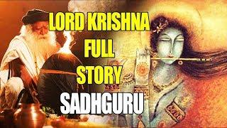 Lord Krishna Full Story | Lord Krishna Story By Sadhguru | Great Stories By Sadhguru Part 6
