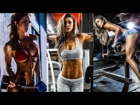 Сексуальные девушки фитнеса — 13