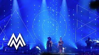 Скачать Naughty Boy FT Arrow Benjamin Shezar Runnin Lose It All Live At MOBO Awards 2015 MOBO