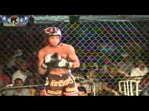 Ricardo Tigrão VS Jhonny Sapinho (Favela Kombat 17 - Caxias)