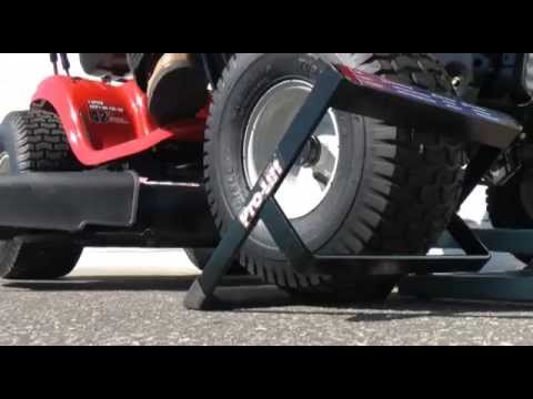 ProLift Lawn Mower Lifts at Tractor Supply Stores  YouTube