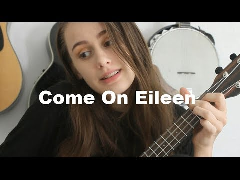 Come On Eileen Ukulele Cover Youtube