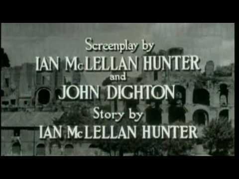 Roman Holiday : film restoration