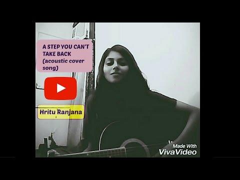 A Step You Can't Take Back - Keira Knightley ( Cover Song ) By Hritu Ranjana