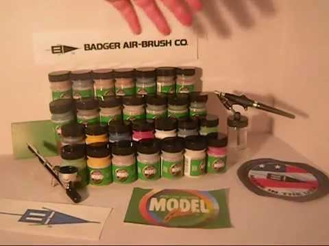Badger Model Flex Paint Review