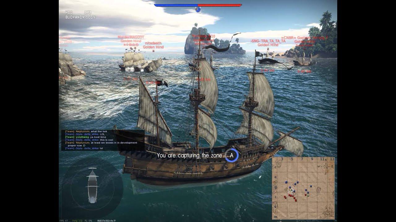 пираты war thunder