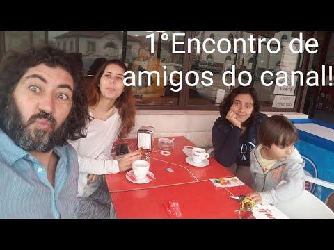 Amanhã, às 10 am,encontro de amigos do canal,Salir do Porto!!