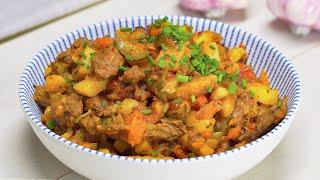Азу по-татарски. Рецепт от Всегда Вкусно!