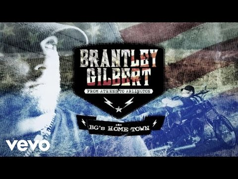 Brantley Gilbert - JUST AS I AM Album Launch Day 1
