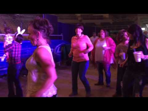 CAJUN DANCING IN SW LOUISIANA