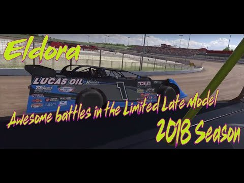 Limited Late Models from Eldora!!
