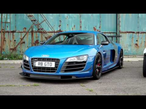 Performance Audi magazine R8 V10 test – turbo versus supercharged