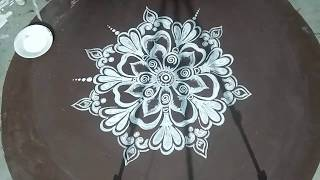 RANGOLI DESIGNS/HOW TO DESIGN RANGOLI/ALPANA DESIGNER DESIGN