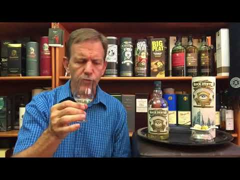 Rock Oyster: Whisky Tasting & Food Pairing, Review #108