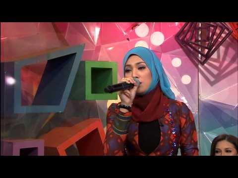 MeleTOP - Persembahan LIVE Shila Amzah 'Masih Aku Cinta' [02.07.2013]