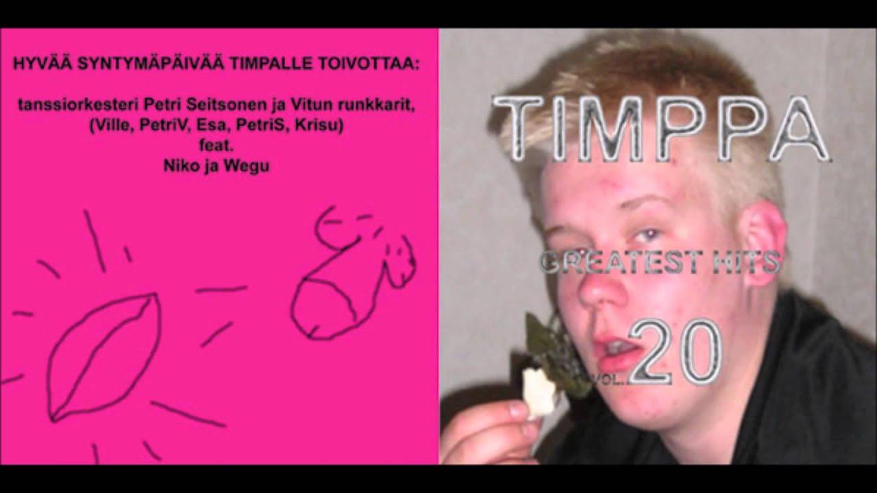 Siirin Timppa