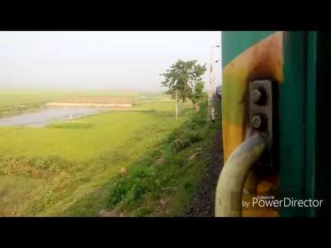 Short Journey compilation of 22309 Howrah- New Jalpaiguri AC Express
