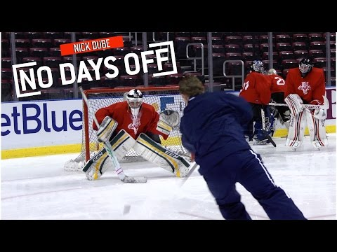 NHLer For A Day: Florida Panthers Goalie Tryout