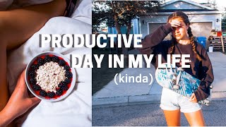 GETTING MY LIFE TOGETHER (productivity tips + vlog)