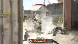 Call Of Duty Mw3 Online Gameplay Pc   YouTube