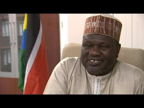 South Sudanese rebel leader and ex-Vice President Riek Machar flees to East Africa