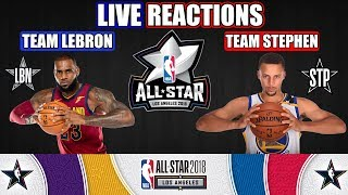 2018 NBA All-Star Game Live Reactions