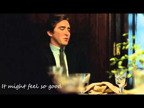 Lee Pace  MV:If I had you