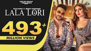 LALA LORI : Fazilpuria feat Deepti | Afsana | Jaani | SukhE | New Haryanvi Songs Haryanavi 2020