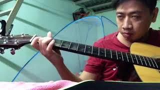 chỉ riêng minh ta guitar