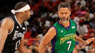 Mahmoud Abdul-Rauf Destroys Gilbert Arenas & Entire Enemies | Week 8 | Season 3, BIG3 Basketball
