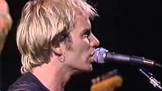 The Police - Spirit in the Material World (live)