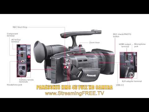 Best HD Camera For Live Streaming and TV