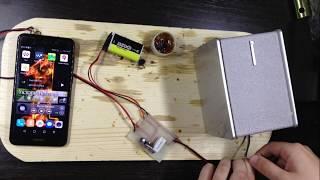 як зробити підсилювач звуку для колонок