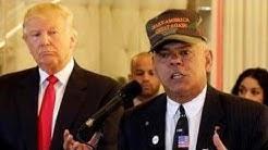 Veteran defends Trump's support of vets, slams liberal media