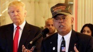 Veteran defends Trump