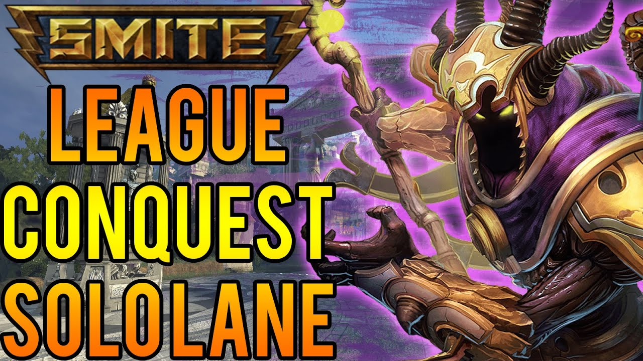 smite how to properly play conquest