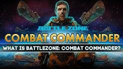 What is Battlezone: Combat Commander?