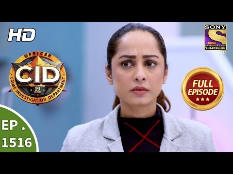 CID – Ep 1516 – Full Episode – 29th April, 2018